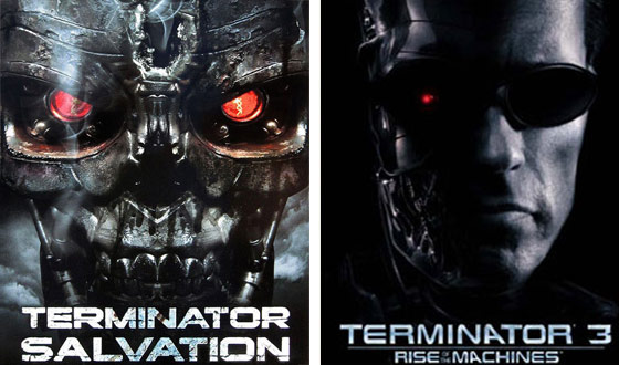 Now or Then – <em>Terminator Salvation</em> or <em>Terminator 3: Rise of the Machines</em>?