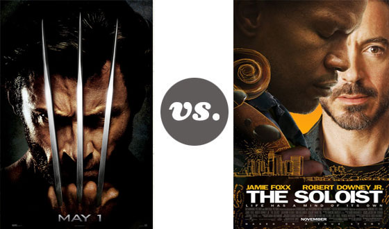 One on One – Summer Blockbusters Versus Oscar Contenders