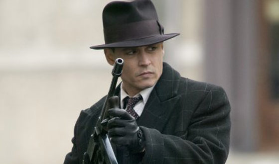 Los Angeles Film Festival Announces Lineup Including Johnny Depp's <em>Public Enemies</em>