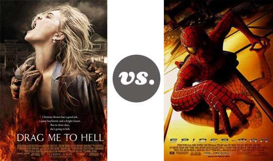 One on One – Sam Raimi Horror Director Versus Sam Raimi Blockbuster Director