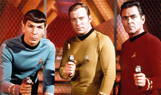 New <i>Star Trek</i> Cast &#8211; Meet Your Makers, Learn From Their Careers