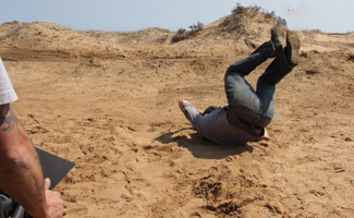 Q&A – Grant Hulley (Stunts Coordinator)
