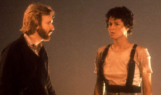 Sigourney and Cameron. Depp and Burton. Who's SciFi's Actor-Director Dream Team?
