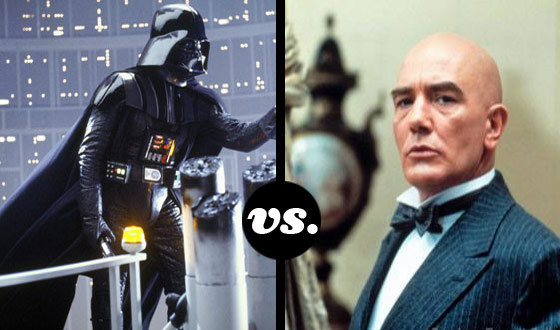 Darth Vader or Daddy Warbucks? This Tournament of Dads May Have You Rooting for the Dark Side