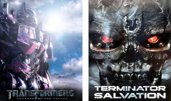 Now or Then &#8211; <i>Transformers: Revenge of the Fallen</i> or <i>Terminator Salvation</i>?