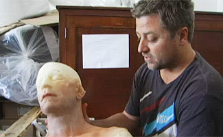 Exclusive Video – The Props Department Presents Mysterious Head and Arm
