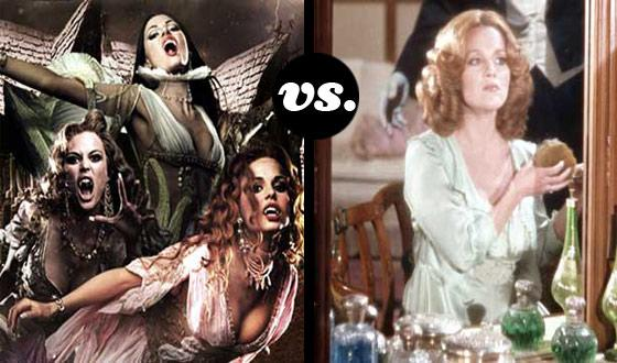 Horror Brides Tourney, Round One: <em>Van Helsing</em> (No. 3) vs. <em>Young Frankenstein</em> (No. 14)