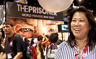 Video Recap – <em>The Prisoner</em> Welcomes Fans at Comic-Con