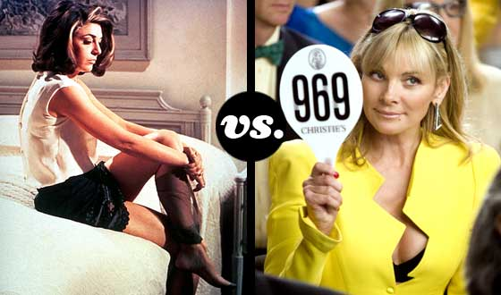 Fur Flies as Mrs. Robinson Takes on Samantha Jones in the Cougars Tournament