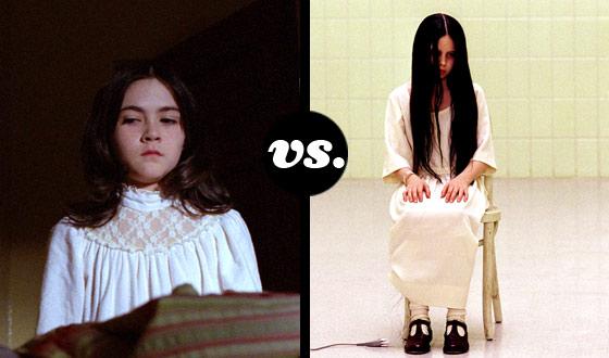 Will <em>Orphan</em>'s Esther or <em>The Ring</em>'s Samara Prevail in an Evil Tykes Tourney?