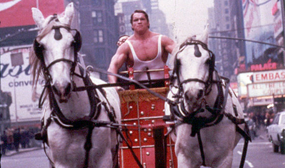 Flashback Five – The Best Schwarzenegger Movies You've Never Seen