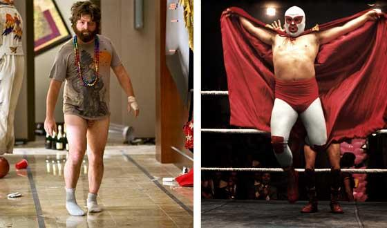 Web Stalker – How Cool Are Zach Galifianakis and Jack Black As <i>Man-Witch</i>es