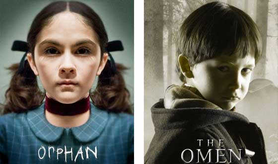 Now or Then &#8211; <i>Orphan</i> or <i>The Omen</i>?