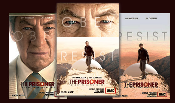Download <em>The Prisoner</em>'s Comic-Con Posters