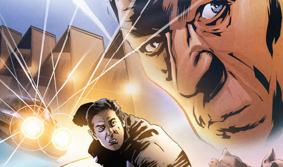 AMC and Marvel Present <em>The Prisoner</em> Comic at Comic-Con