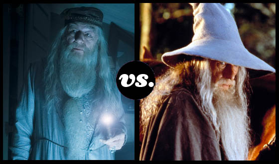 Mary Robinette Kowal – Dumbledore Duels Gandalf in a Spell-Casters Showdown