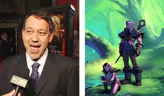 Web Stalker – Sam Raimi Signs Up for <em>World of Warcraft</em> Flick and Fans Say… WoW!