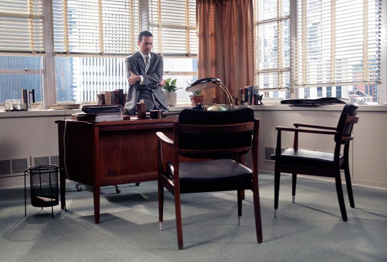 Mad Men   Mad Men Season 1 Episode Photos   AMC