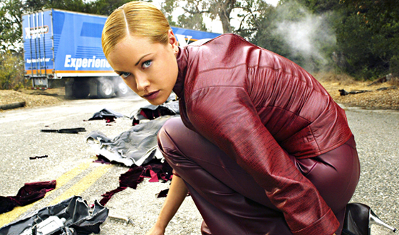 There's Something About <em>Terminator 3</em>'s Kristanna Loken