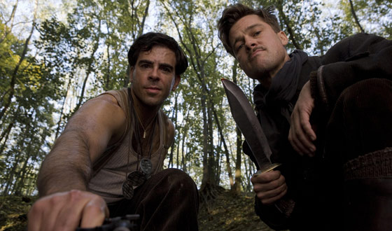 Q&#038;A &#8211; Splat Pack Director Eli Roth on His <em>Real</em> Acting Debut With <em>Inglourious Basterds</em>