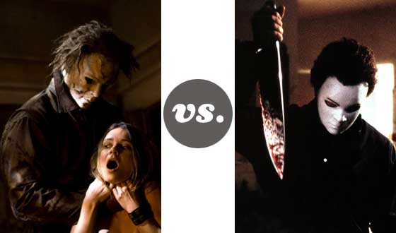 One on One – Michael Myers-Carpenter Versus Michael Myers-Zombie