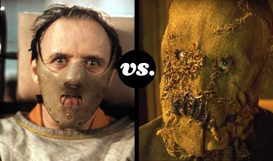 Can Hannibal Lecter Top <em>Batman</em>'s Scarecrow in a Tourney of Nightmare Movie Shrinks?