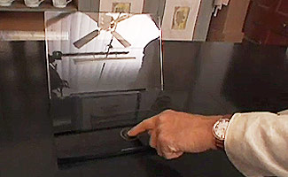 <em>The Prisoner</em> Production Designer Introduces Futuristic Laptop