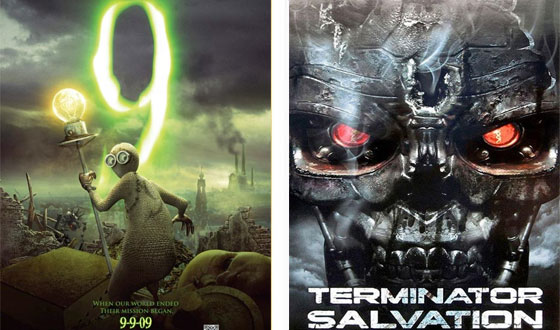 Now or Then – <i>9</i> or <i>Terminator Salvation</i>?