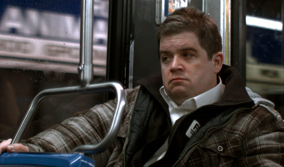 Q&A – Patton Oswalt on How Hard It Is to Be a <em>Big Fan</em>