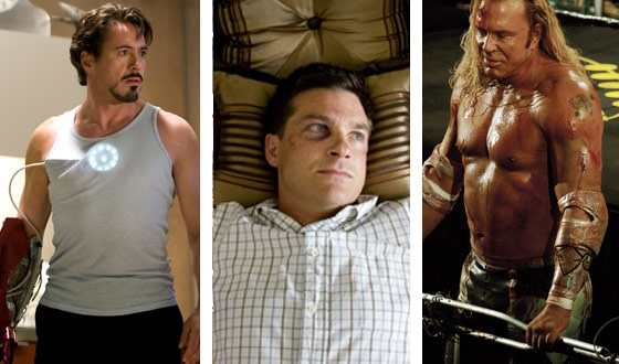 Classic Ten – Major Hollywood Comebacks