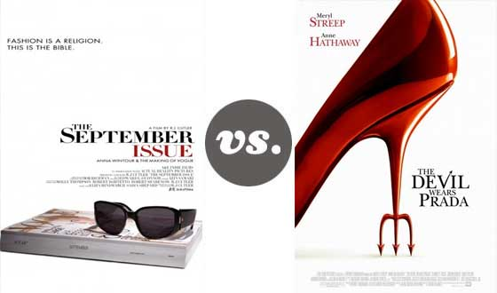 One on One – Fashion Documentaries Versus Faux Fashion Flicks (or Wintour Vs. The Devil)