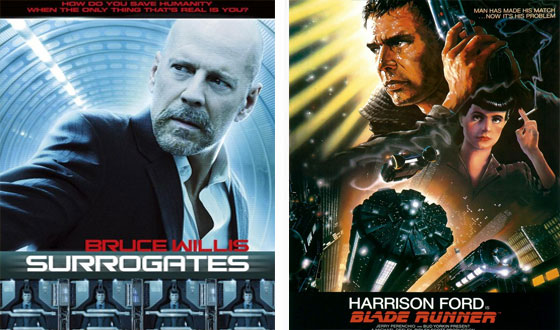 Now or Then &#8211; <em>Surrogates</em> or <em>Blade Runner</em>?