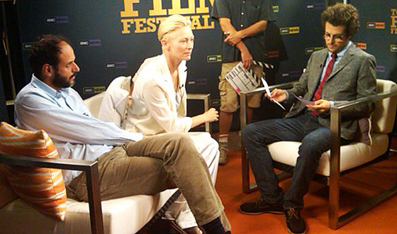 TIFF 09 – Tilda Swinton Deems the Aristocratic <em>I Am Love</em> a Populist Tale