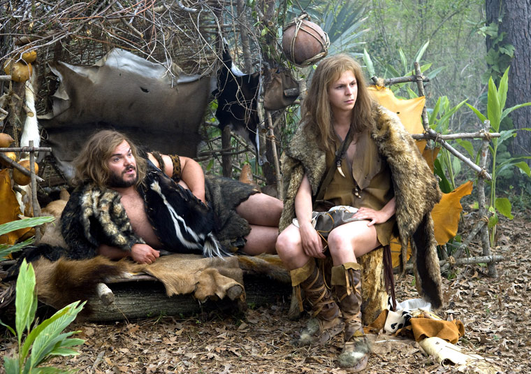 caveman from year one meet your ancestors amc