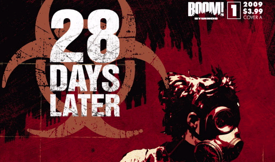 The <em>28 Days Later</em> Saga Continues in a New Comic Book Series