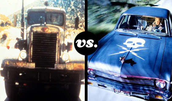 Death on Wheels &#8211; <em>Death Proof</em> (No. 3) vs. <em>Duel</em> (No. 6)
