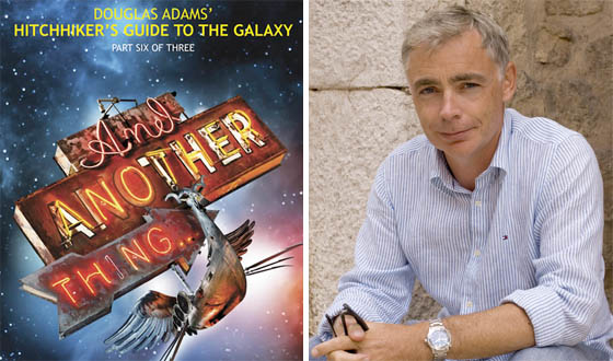 Novelist Eoin Colfer on Resurrecting <em>Hitchhiker&#8217;s Guide to the Galaxy</em>