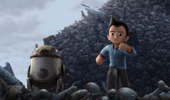<em>Astro Boy</em> Director David Bowers on the Challenge of Animating Spiky Hair