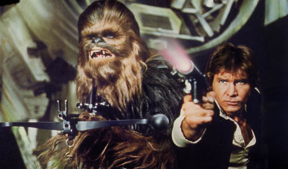 John Scalzi – Three Cheers for Chewbacca, SciFi's Ultimate Sidekick