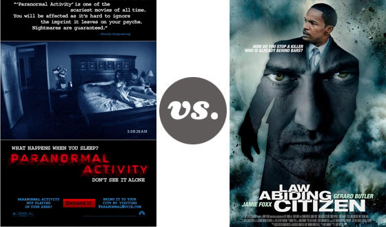 One on One – Fright Flicks Versus Thrillers