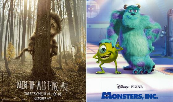 Now or Then &#8211; <em>Where the Wild Things Are</em> or <em>Monsters, Inc.</em>?