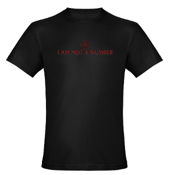 <em>The Prisoner</em> T-Shirts
