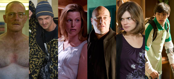Vote for Your Favorite Season 2 Episode and Enter to Win <em>Breaking Bad</em> DVDs