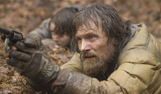 <em>The Road</em> Review &#8211; After the Apocalypse Comes Viggo&#8217;s Walking Nightmare