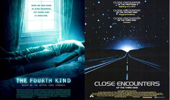 Now or Then – <em>The Fourth Kind</em> or <em>Close Encounters of the Third Kind</em>?