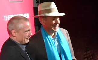 VIDEO: On the Red Carpet for the Premiere of <em>The Prisoner</em>