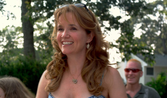 Q&A – Lea Thompson Admits She Likes the Seedy Side of <em>Splinterheads</em>