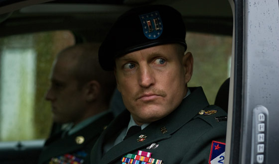 Q&#038;A &#8211; Woody Harrelson Says It&#8217;s Tough to Be <em>The Messenger</em>