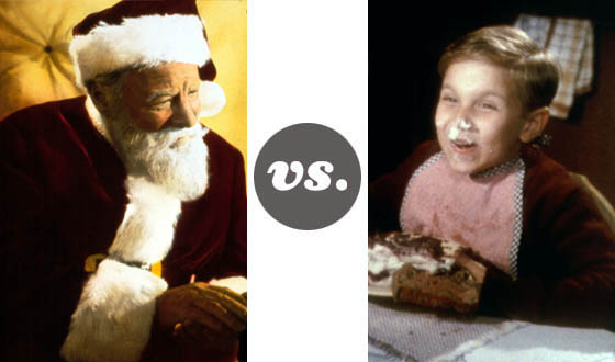 One on One – Sentimental Christmas Movies Versus Christmas Comedies