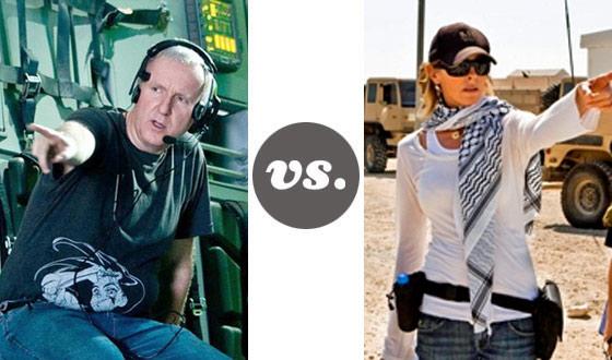 One on One – James Cameron Versus Kathryn Bigelow